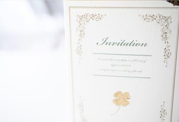 結婚式・披露宴の準備が済みましたらいよいよあとは当日を待つのみ。